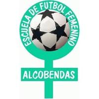 Escudo del Escuela de Fútbol Femenino Alcobendas