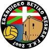 Escudo del Betiko Neskak