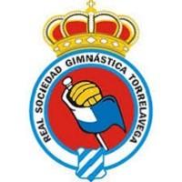Escudo del Real Sociedad Gimnástica de Torrelavega