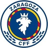 Escudo del Zaragoza Club de Fútbol Femenino