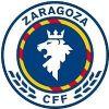 Escudo del Zaragoza CFF