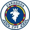 Escudo del Zaragoza Club de Fútbol Femenino B