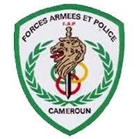 Escudo del Forces Armees et Police Yaoundé