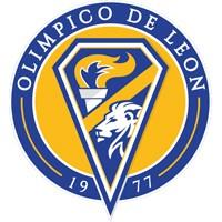 Escudo del Club Deportivo Olímpico de León