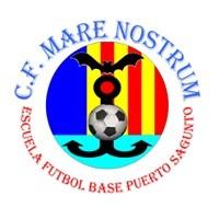 Escudo del Club de Fútbol Mare Nostrum