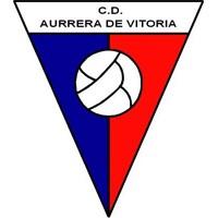 Escudo del Club Deportivo Aurrera de Vitoria