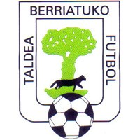 Escudo del Berriatuko Fútbol Taldea