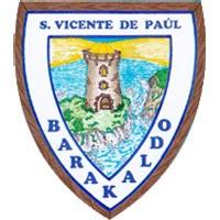 Escudo del Pauldarrak Futbol Kirol Taldea
