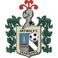 Escudo del Artibai Futbol Taldea