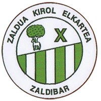 Escudo del Club Deportivo Zaldua