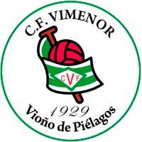 Escudo del Club de Fútbol Vimenor