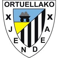 Escudo del Club Atletismo Ortuella