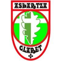 Escudo del Askartza Claret Futbol Taldea