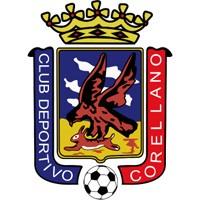 Escudo del Club Deportivo Corellano