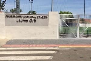 Poliesportiu Municipal Jaume Ortí