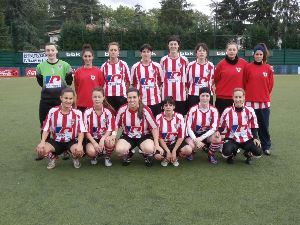 Foto de la plantilla del Club Deportivo Gallarta