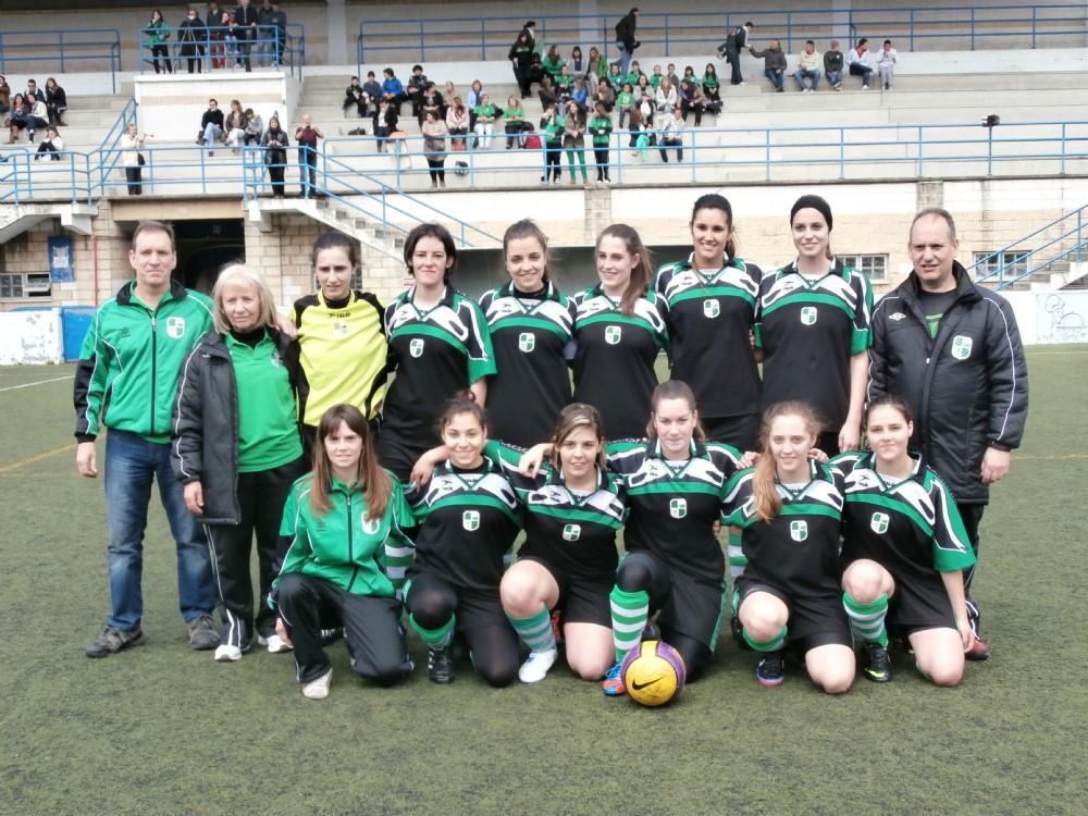 Foto de la plantilla del Club Deportivo Adiskideak de Ollargan