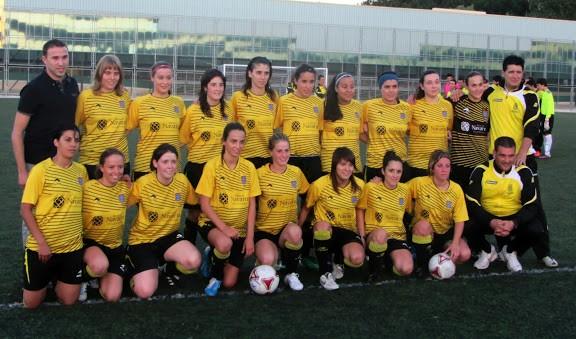 Foto de la plantilla del Sociedad Deportiva Lagunak